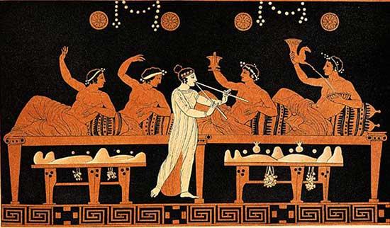 Simposio-greco