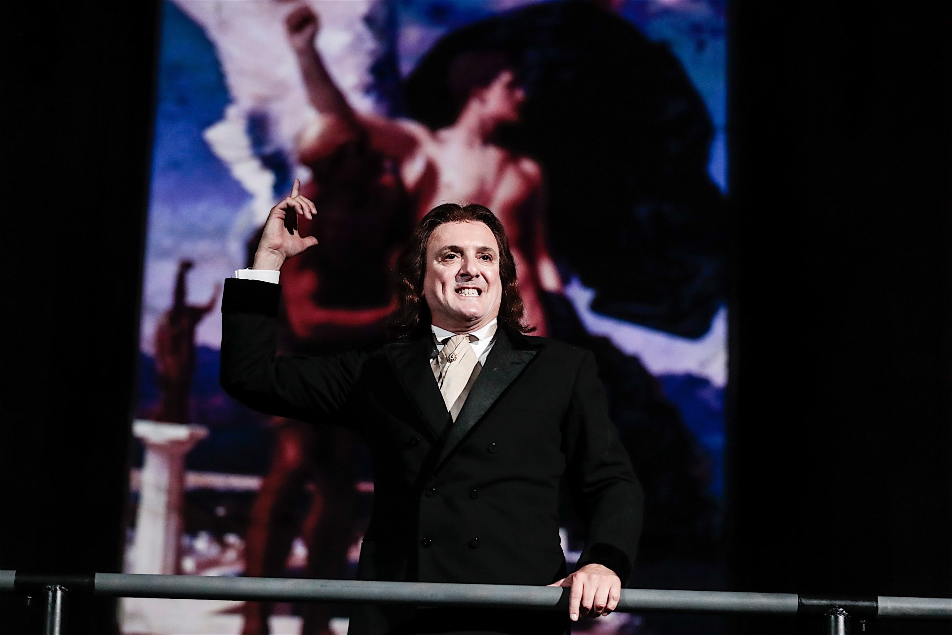 60 Festival di Spoleto. Auditorio Della Stella, Atti Osceni I Tre Processi di Oscar Wilde