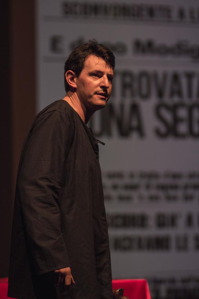ROA, Rivista Online d'Avanguardia, rivista online d'avanguardia, teatro, Modigliani