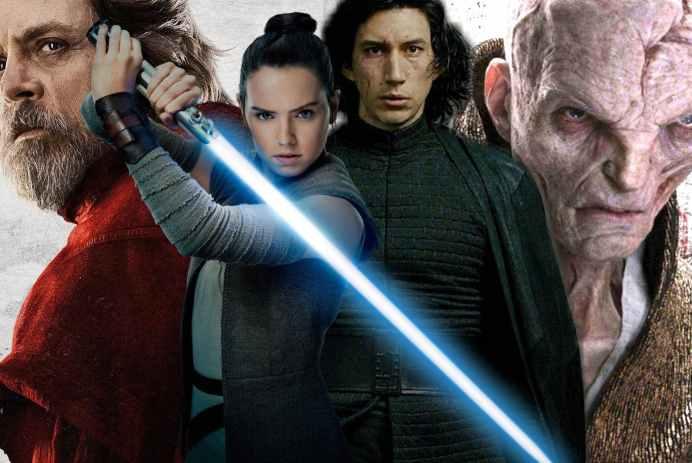 Gli Ultimi Jedi Roa Rivista online d'Avanguardia