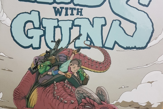 Kids with guns - Roa Rivista Online d'Avanguardia