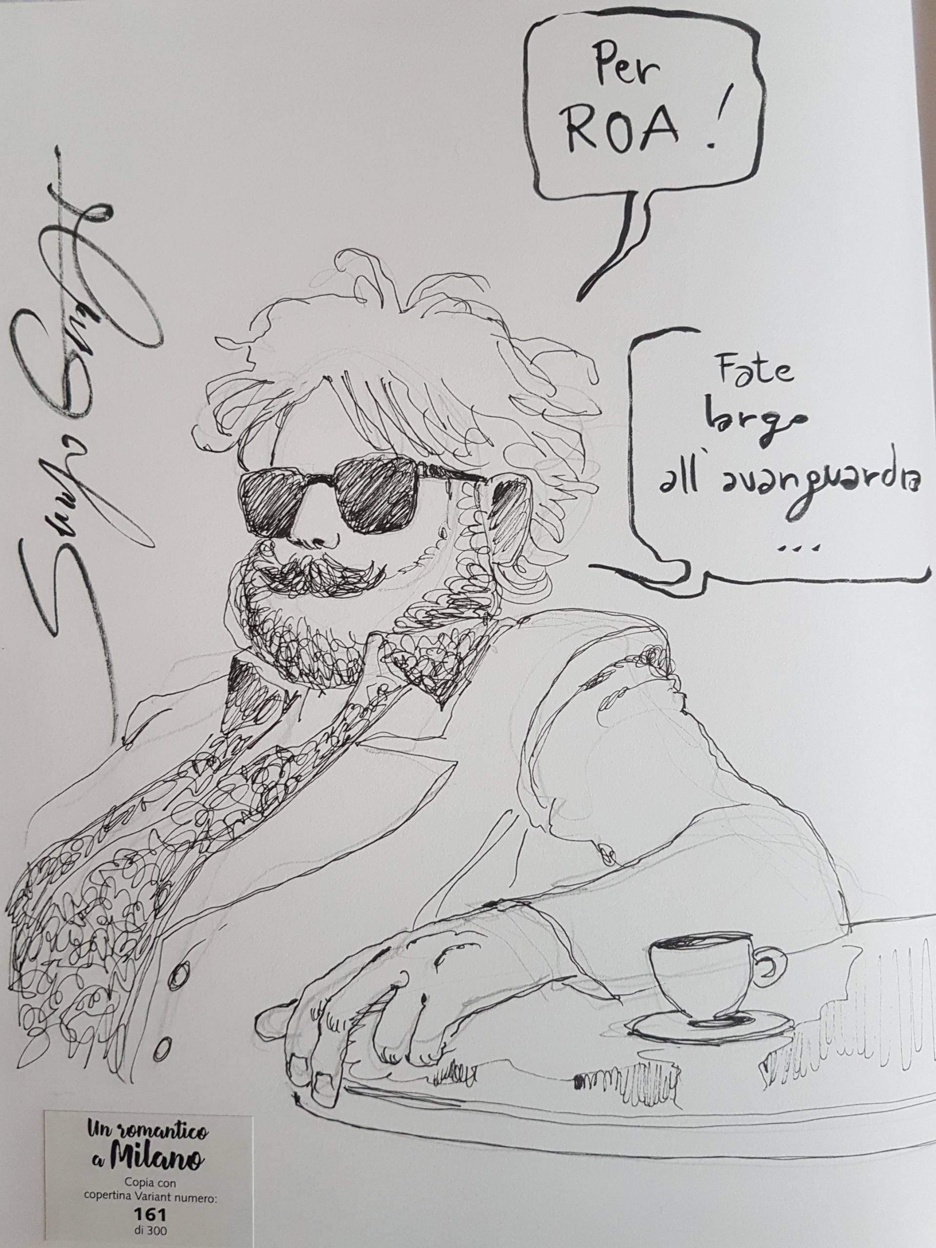 Sergio Gerasi - Un romantico a Milano - Roa Rivista Online d'Avanguardia