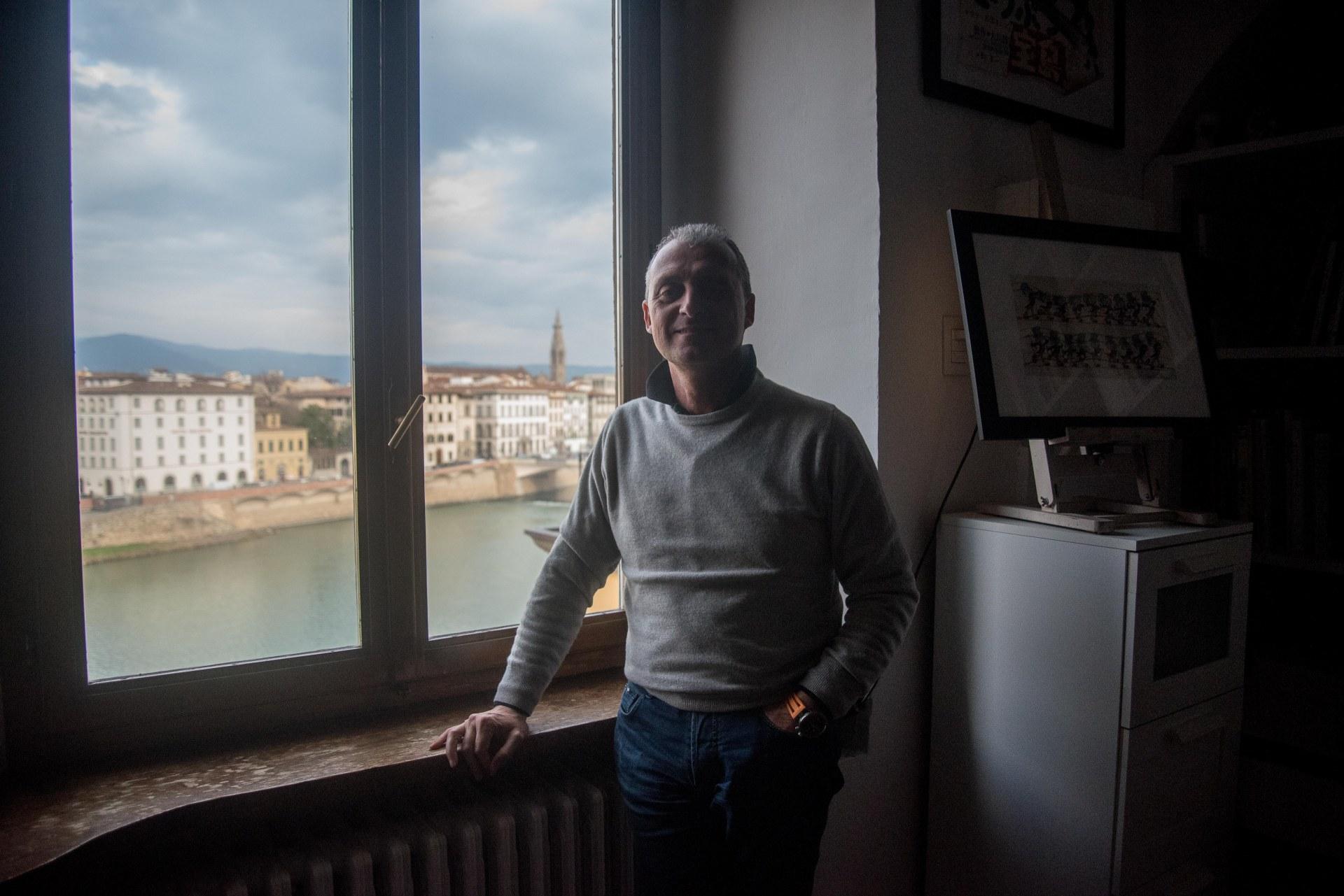 Stefano Casini - PH Riccardo Lichene© R Roa Rivista Online D'avanguardia