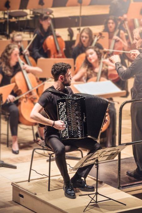 Pietro Roffi in Bremen (© Daniel van der Meer 2017 - 2)