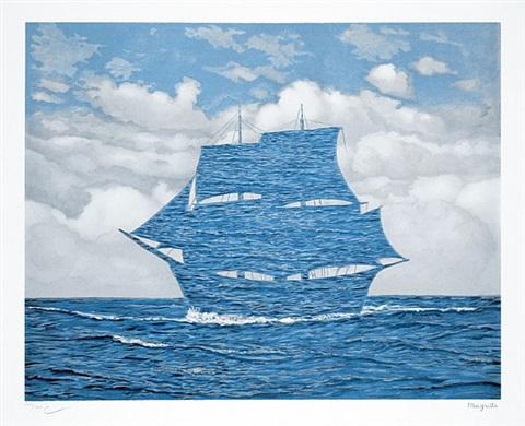 ROA rivista online avanguardia raccontare arte racconto racconti rené magritte il seduttore mare