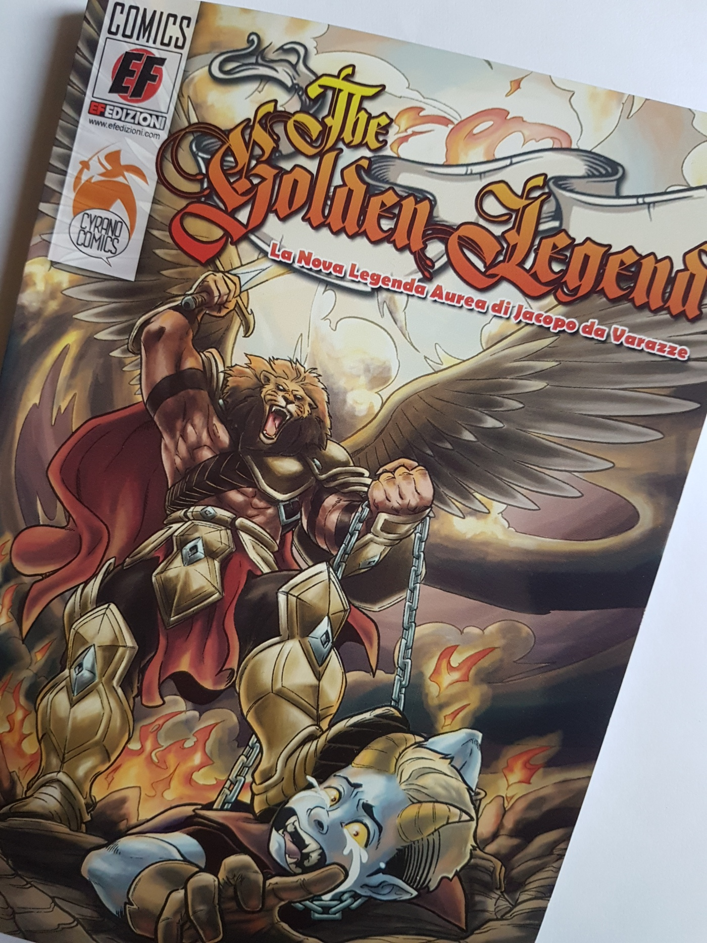 The Golden Legend - ROA Rivista Online d'Avanguardia
