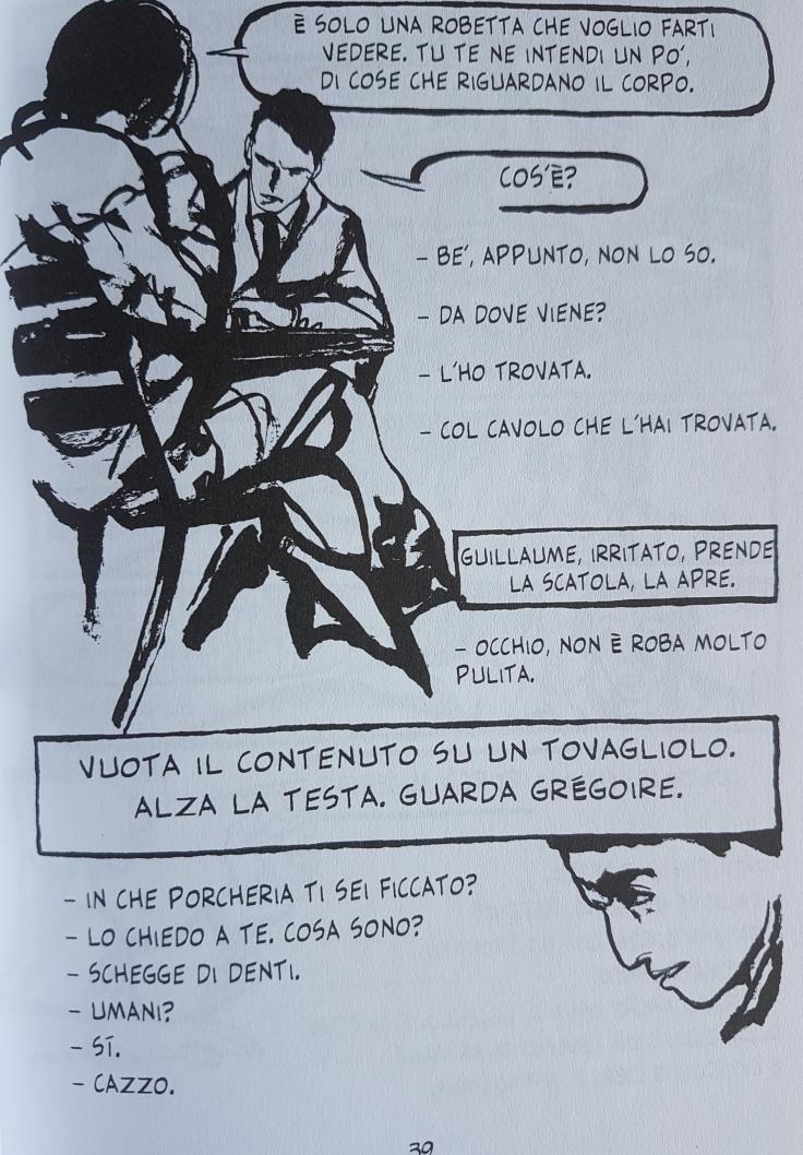 I Quattro Fiumi - Vargas - Baudoin - Roa Rivista Online d'Avanguardia