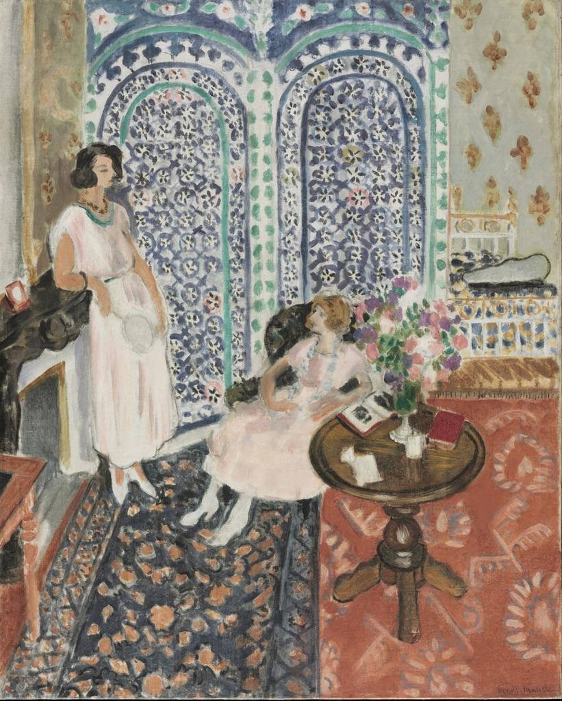 ROA rivista online avanguardia racconto raccontare arte matisse milano palazzo reale philadelphia museum of art mostra