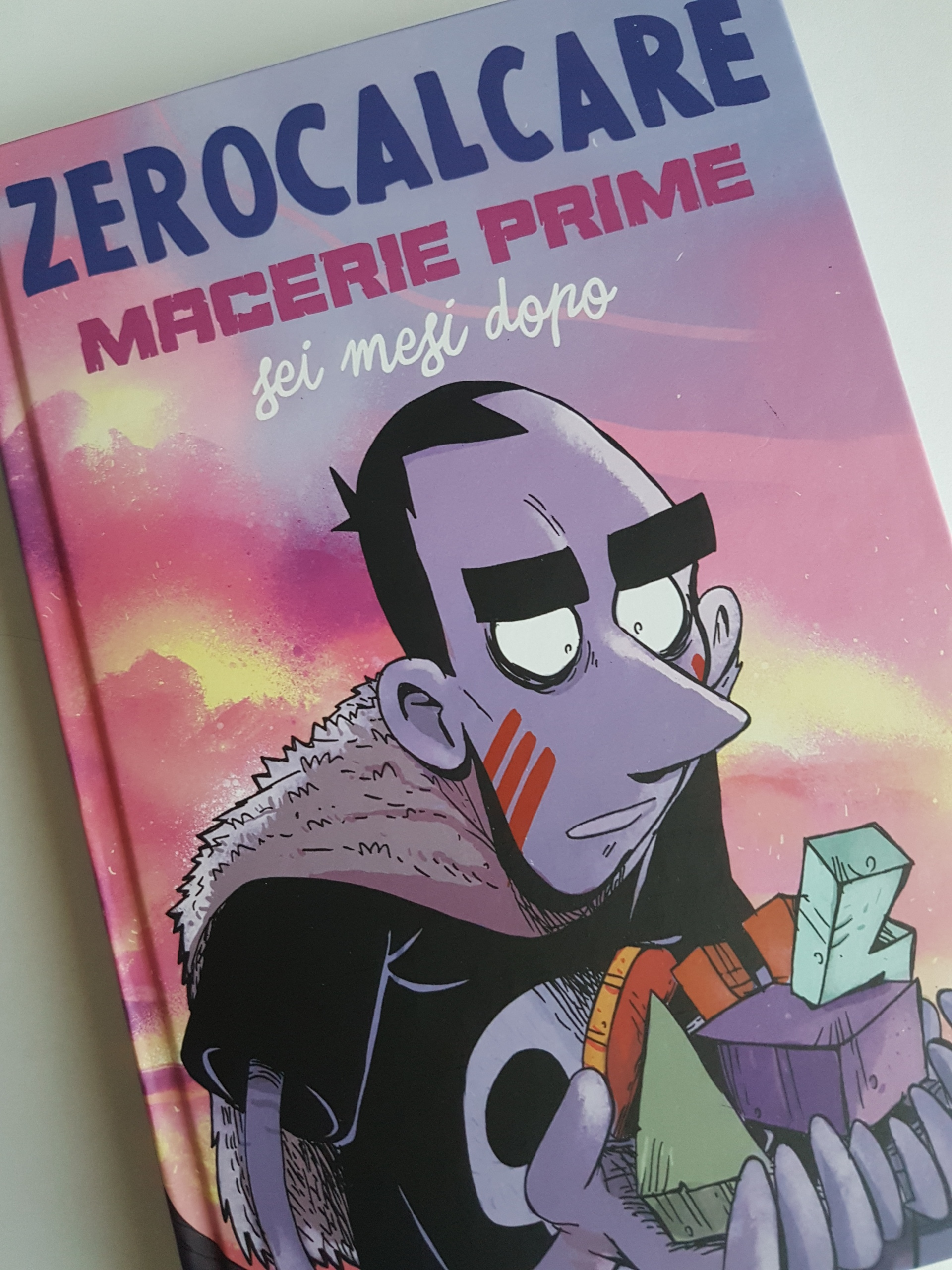 Zzerocalcare - Macerie prime - ROA Rivista Online d'Avanguardia