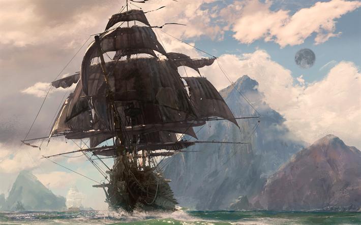 ROA rivista online avanguardia racconto raccontare marinaio ospite inatteso