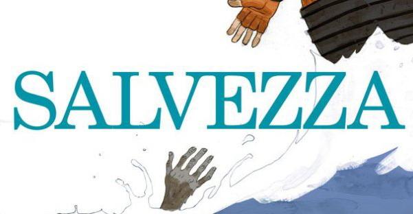 Salvezza - Feltrinelli Comics - ROA Rivista Online d'Avanguardia