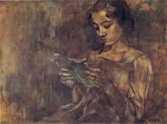 ROA rivista online avanguardia racconto raccontare arte scapigliatura milano ragazza lettura