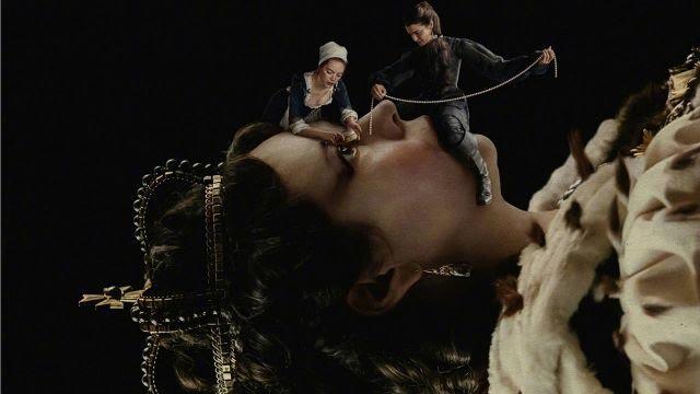 Roa recensione cinema rivista online avanguardia film favourite Emma Stone olivia colm