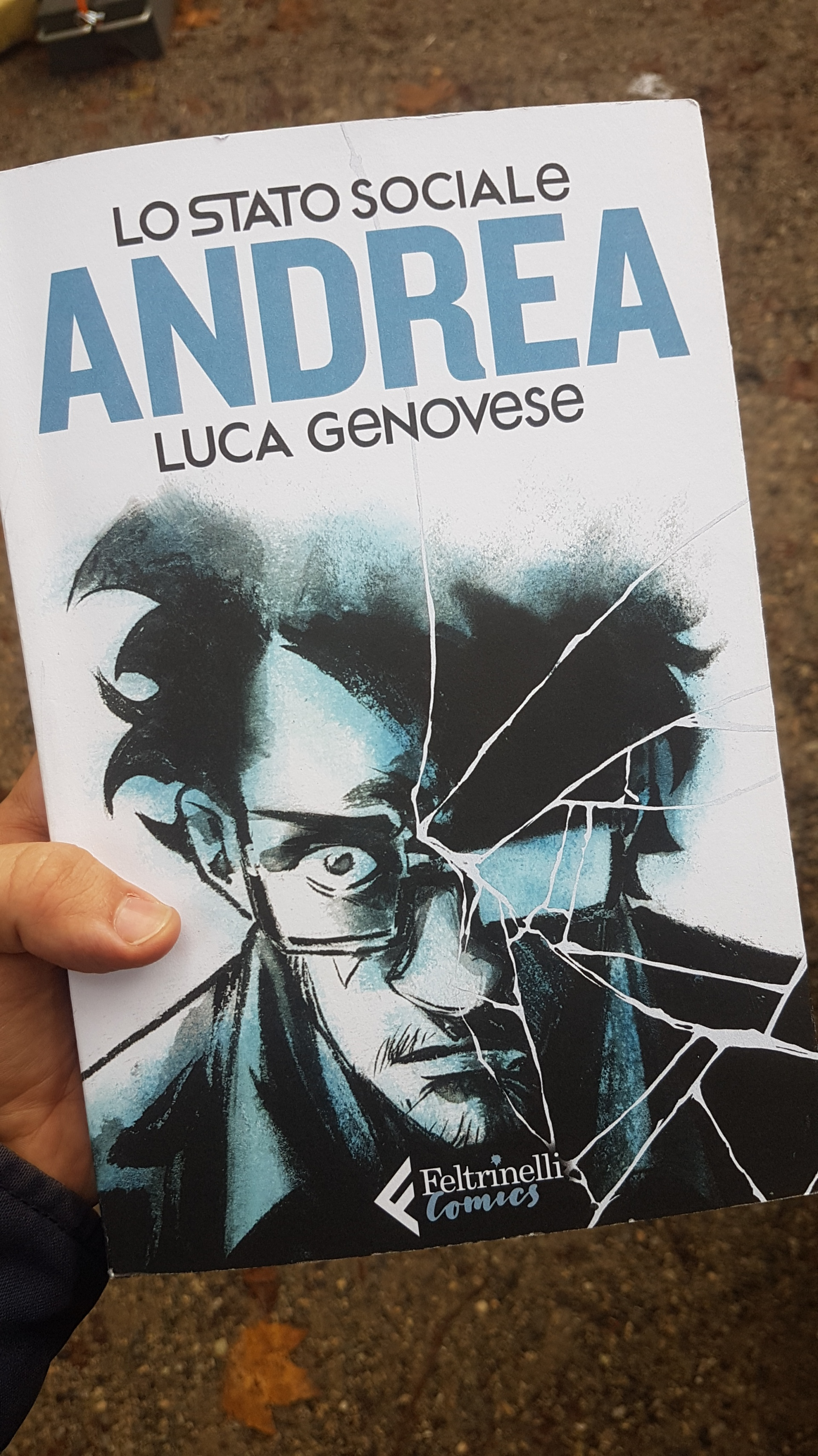 Andrea - Roa Rivista Online d'avanguardia